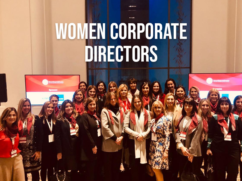 Fortaleciendo el gobierno corporativo a través de Women Corporate Directors