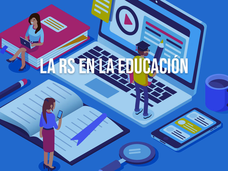 La rs en la educación
