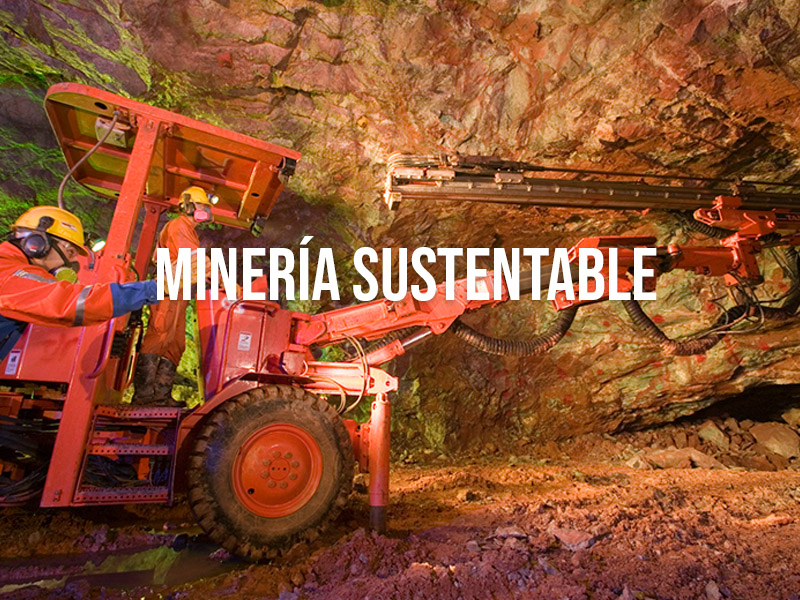Minería sustentable para el presente y futuro de México