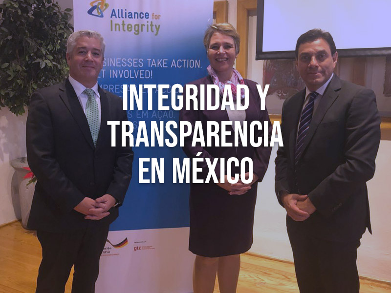 Siemens con Alliance for Integrity impulsa integridad y transparencia en México
