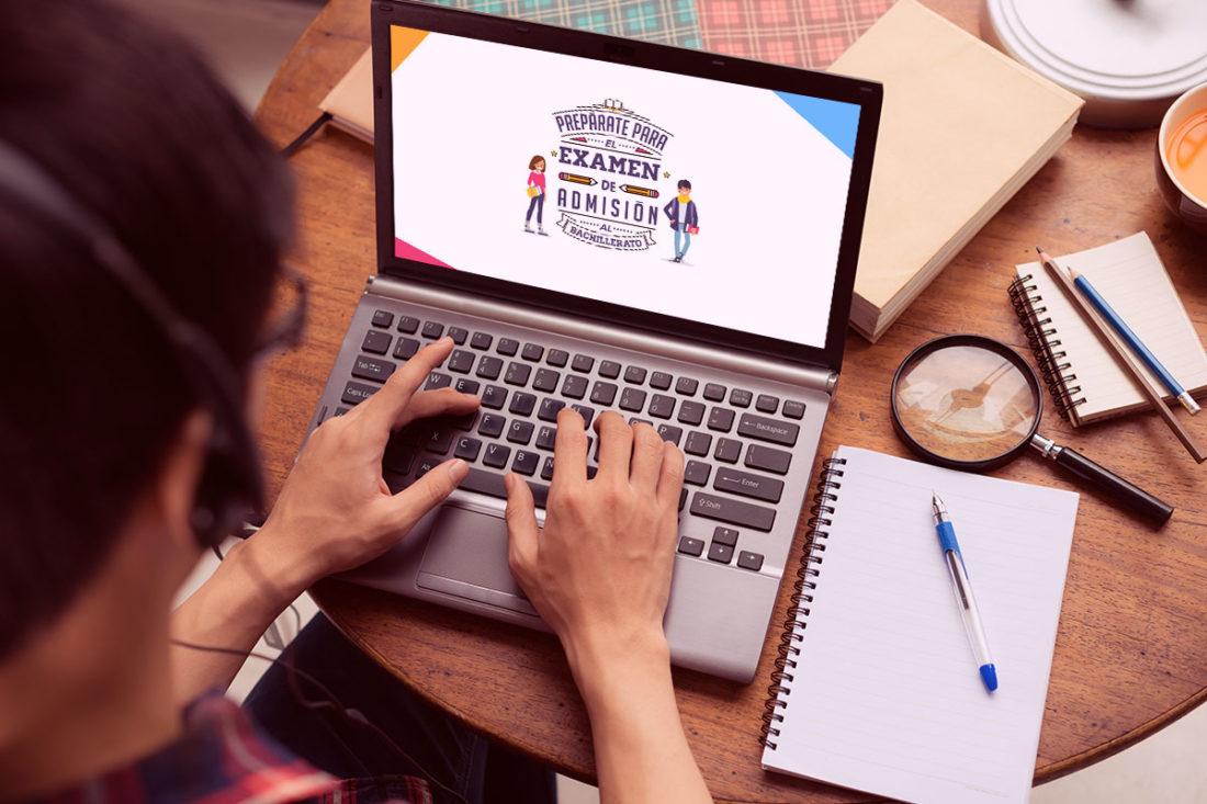 PruébaT, plataforma de Fundación Carlos Slim, apoya a aspirantes de bachillerato en su preparación académica