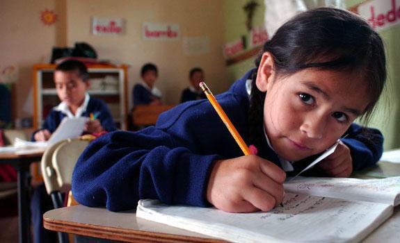 La Fundación BBVA Bancomer invertirá 6 mil millones de pesos en educación para los próximos 5 años