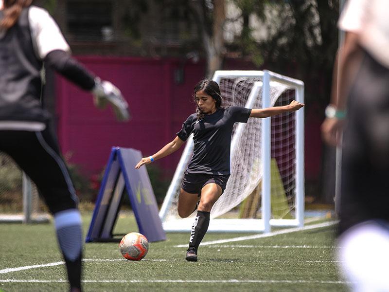 NIKE celebra primer torneo de fútbol femenil