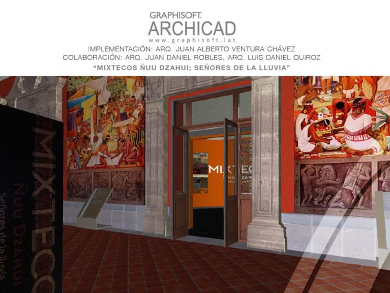 Recorre la 1a galería virtual de Palacio Nacional desde tu smartphone o Tablet