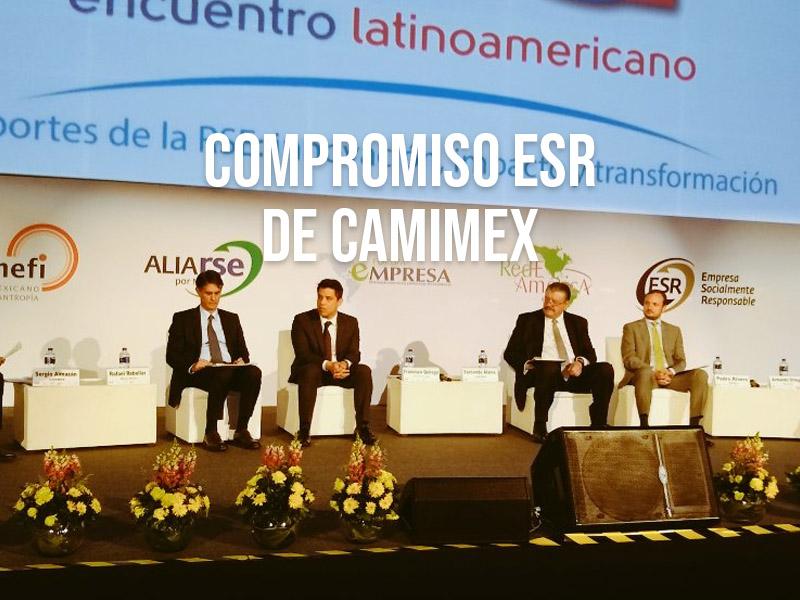 Responsabilidad social y compromiso constante de las empresas afiliadas a la Cámara Minera de México