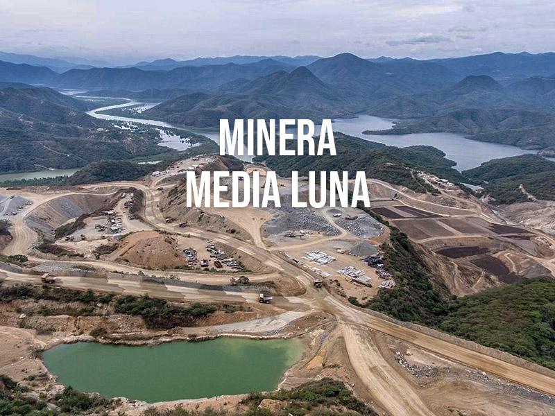 Inaugura Minera Media Luna un nuevo sistema único en el mundo de minado subterráneo. SART