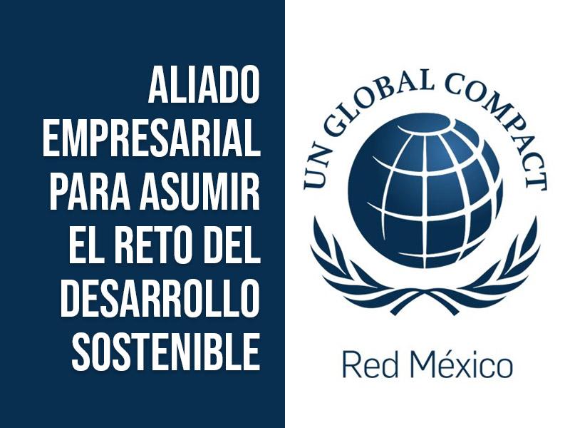 Pacto mundial aliado empresarial para asumir el reto del desarrollo sostenible