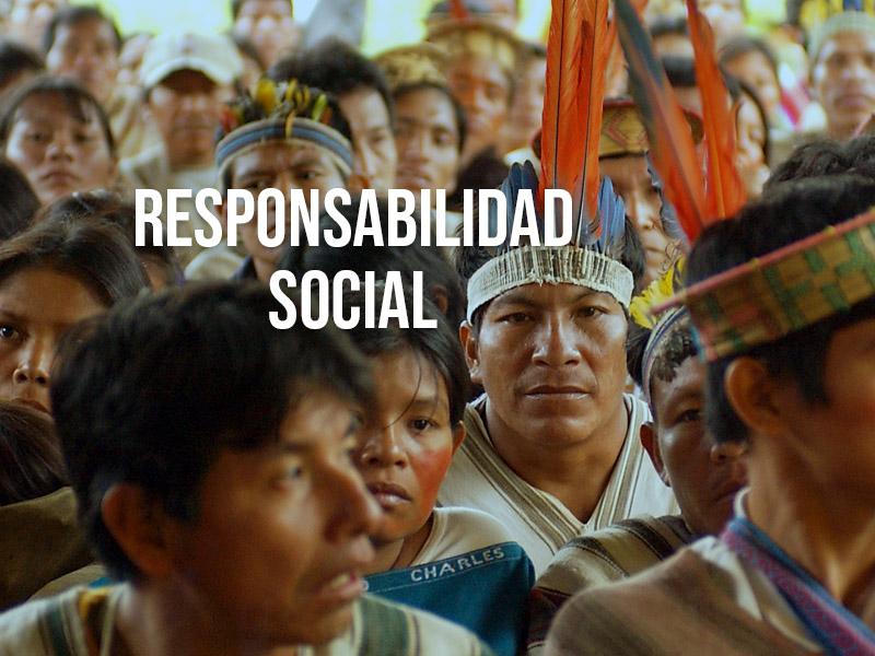 Responsabilidad Social en Comunidades Indígenas