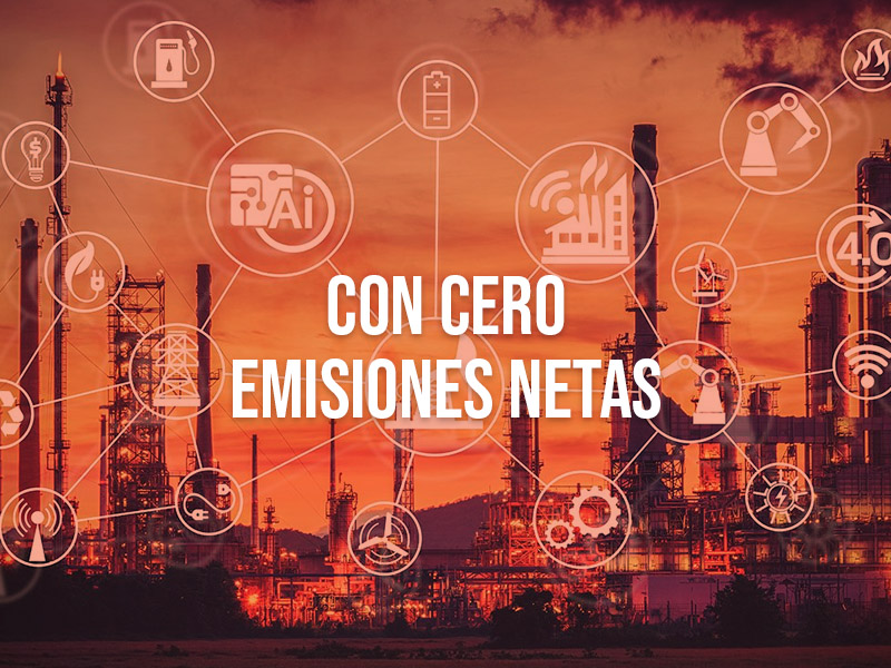 Cero Emisiones industria