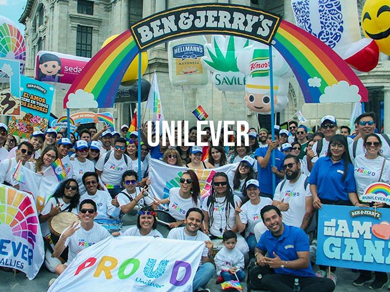 UNILEVER, un ejemplo de inclusión y diversidad