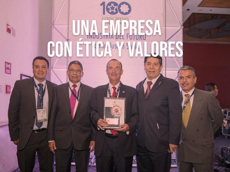 Fresnillo plc reconocida por noveno año consecutivo por ser una empresa con Ética y Valores