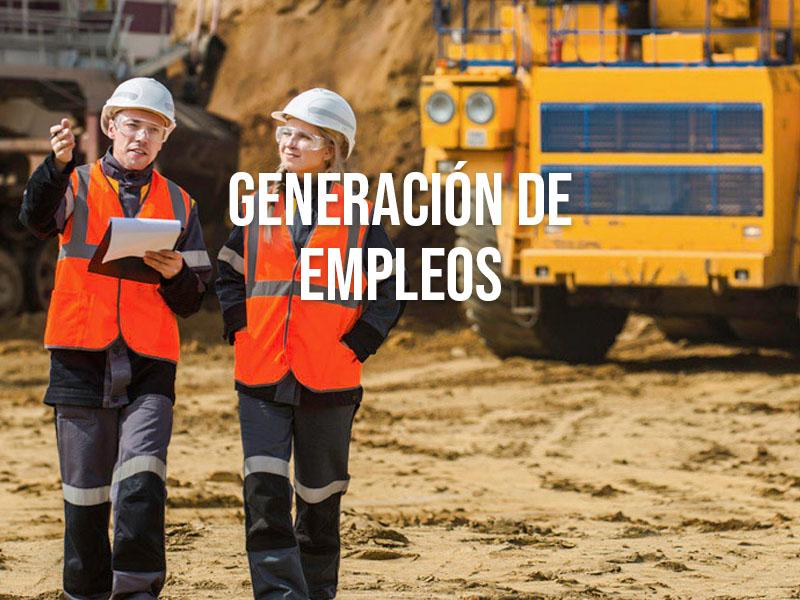 El sector minero recupera ritmo en la generación de empleos
