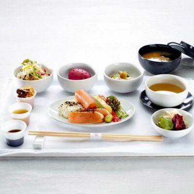 Air Canada consiente a sus clientes con el menú del galardonado Chef Antonio Park