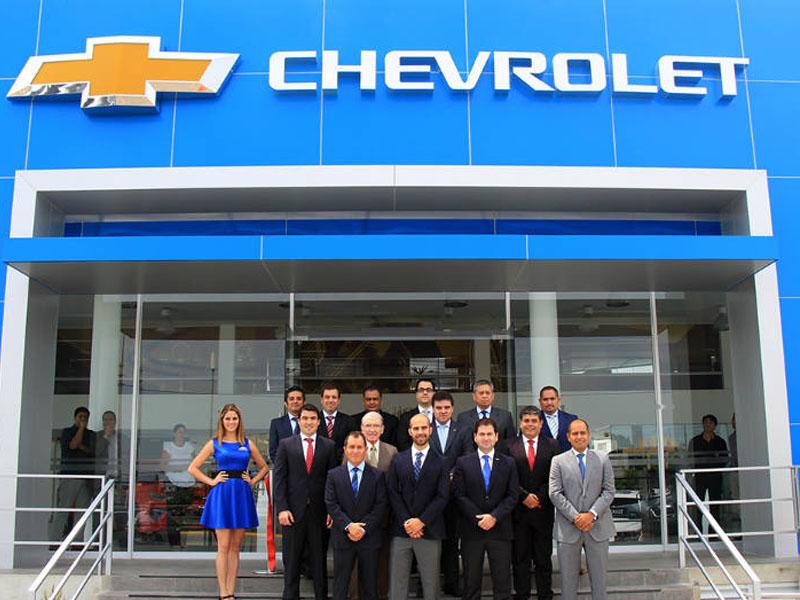 Chevrolet destaca en satisfacción de clientes de servicio a largo plazo