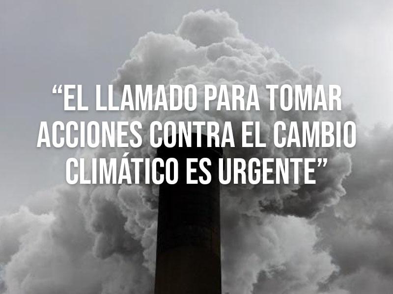 En el 20 aniversario del Protocolo de Kioto António Guterres es claro en su mensaje