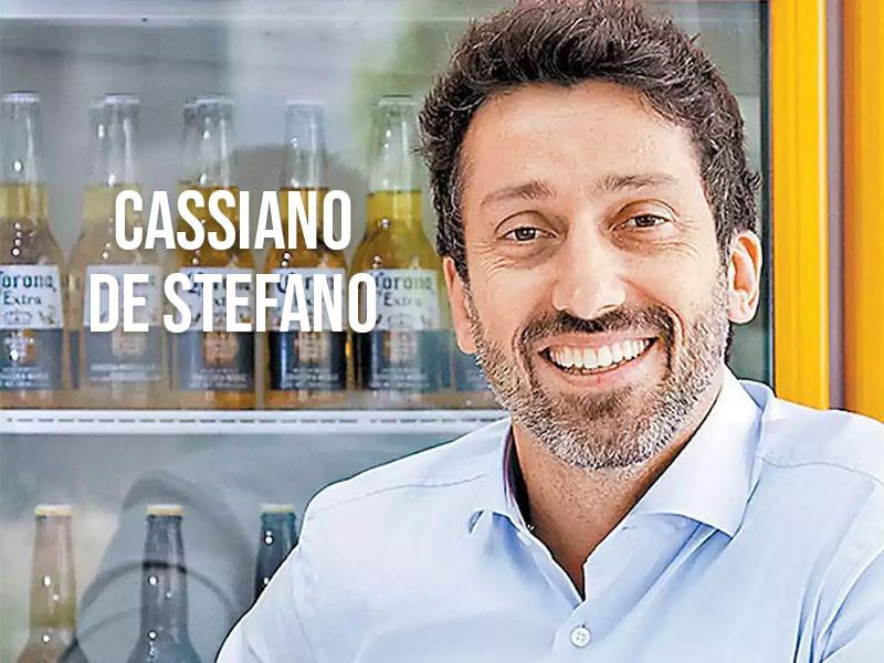 Cassiano de Stefano. Presidente de Grupo Modelo / AB InBev