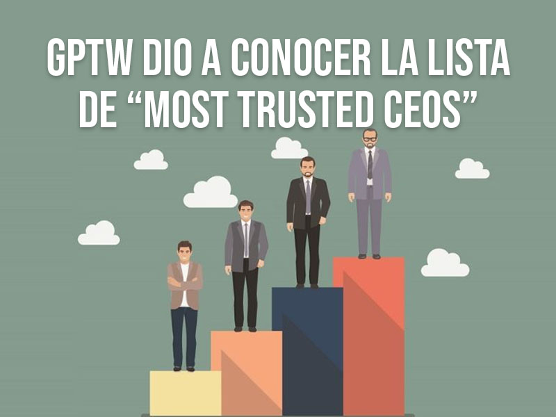 Most trusted CEOS 2017