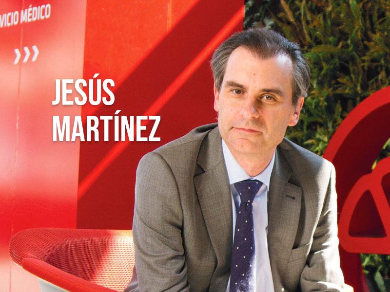 Entrevista con Jesús Martínez CEO MAPFRE México