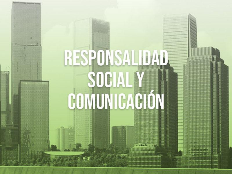 Buenas prácticas de responsabilidad social y comunicación