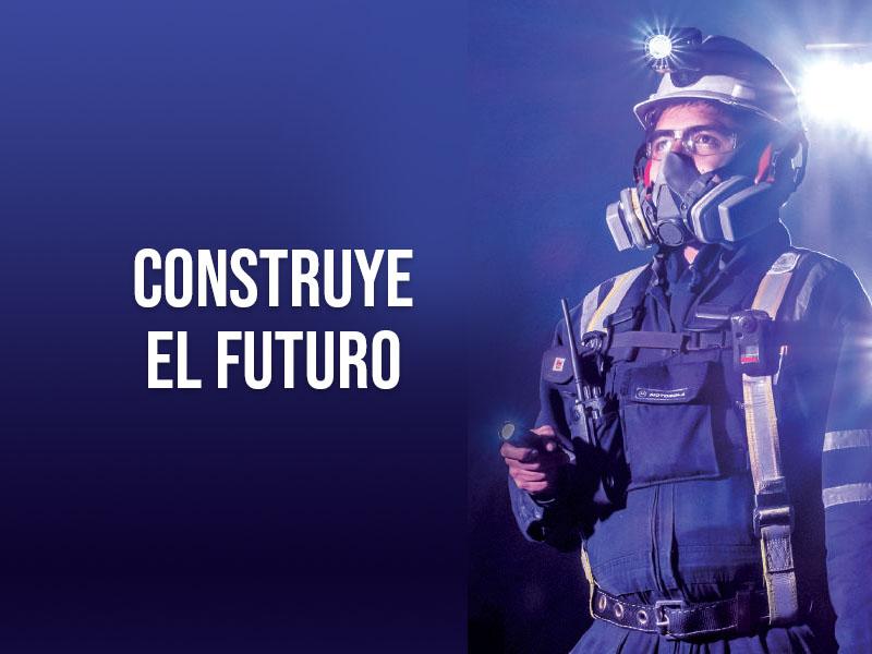 El equipo de Fresnillo PLC construye el futuro