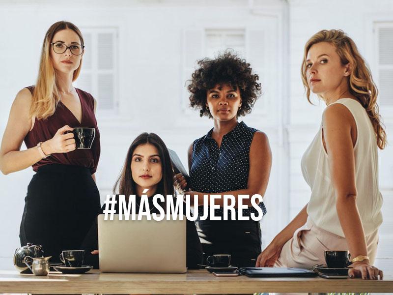 Mujeres en puestos directivos en México