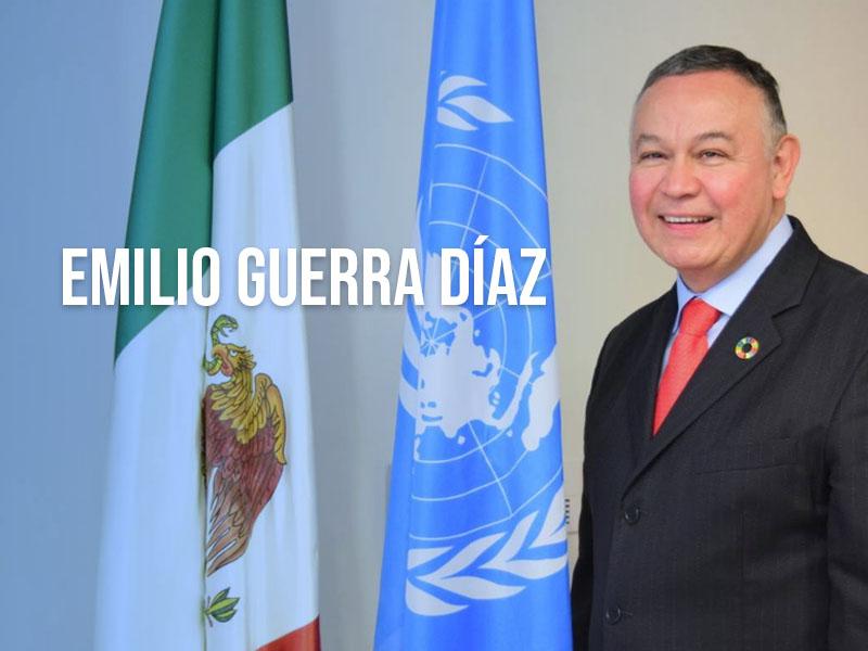 En homenaje a Emilio Guerra Díaz