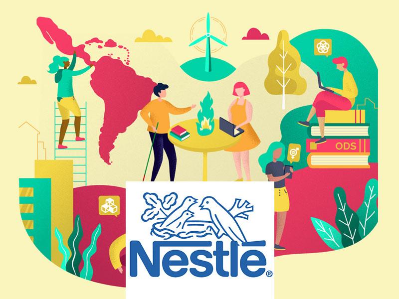 De nuestra familia a la tuya, en Nestlé cuidamos de ti