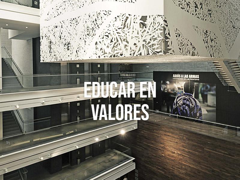La importancia de educar en valores