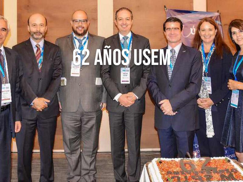 Aniversario de USEM Unión Social de Empresarios de México