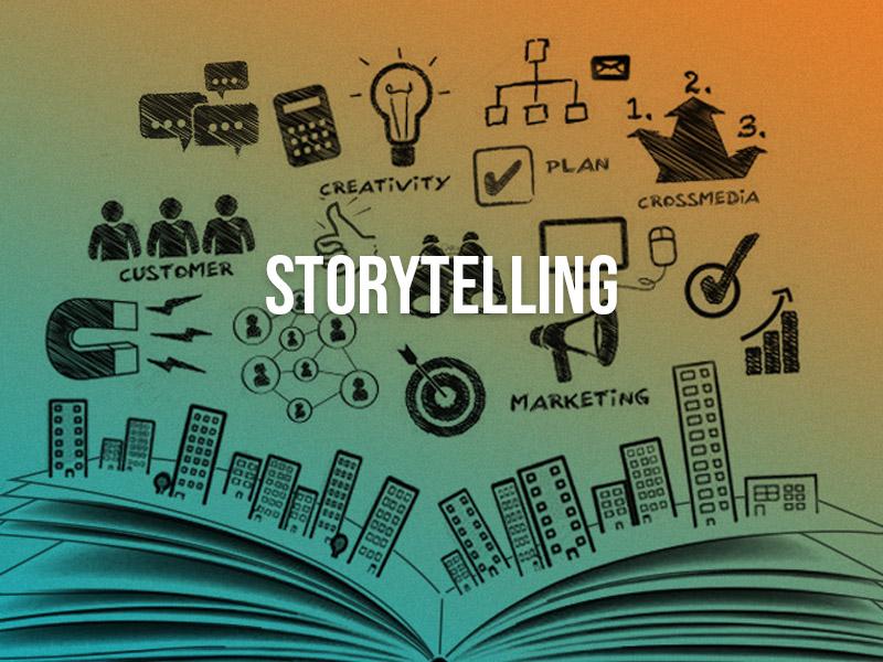 Storytelling para vender mejor lo que hacemos