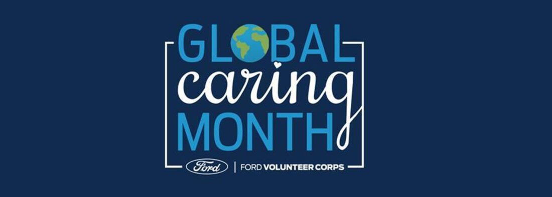 Global Caring Month, Ford