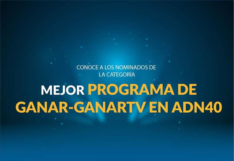 programa ADN40