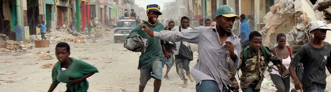 Haití Terremoto