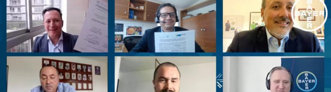 Bayer, MAS CAÑA, Solidaridad, Grupo Pantaleon