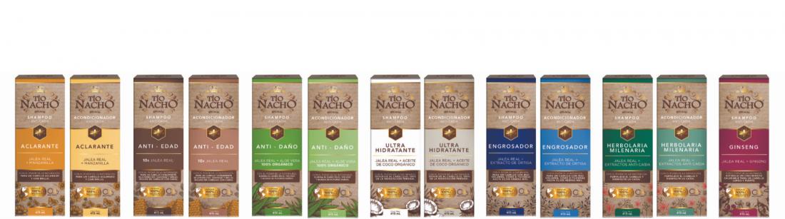 Tío Nacho Sustentable lanzamiento