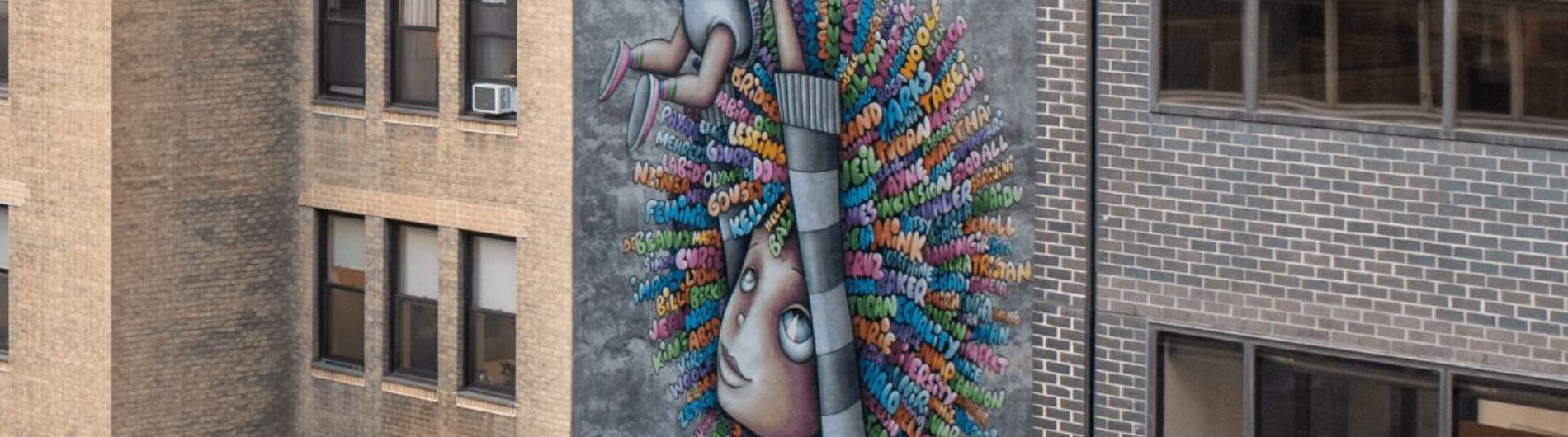 Mural Igualdad de Género NY