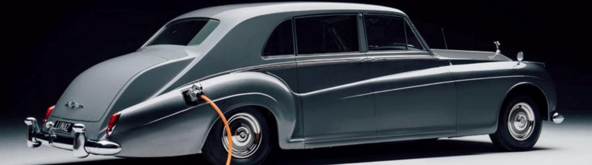 Rolls Royce Electrico